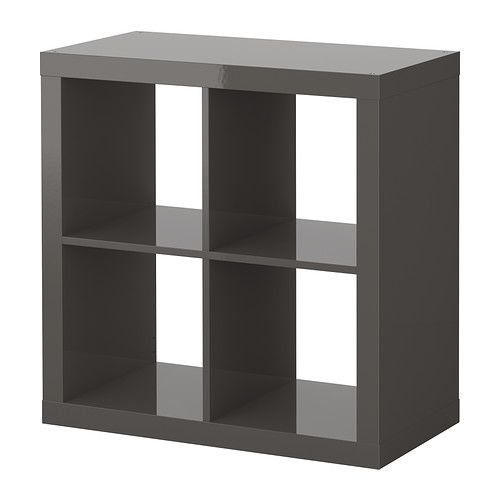 EXPEDIT Shelving unit IKEA Choose whether you want to hang it on the ...