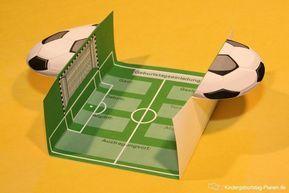 Photo of Fußball Geburtstag Einladung ⋆ Kindergeburtstag-Planen.de
