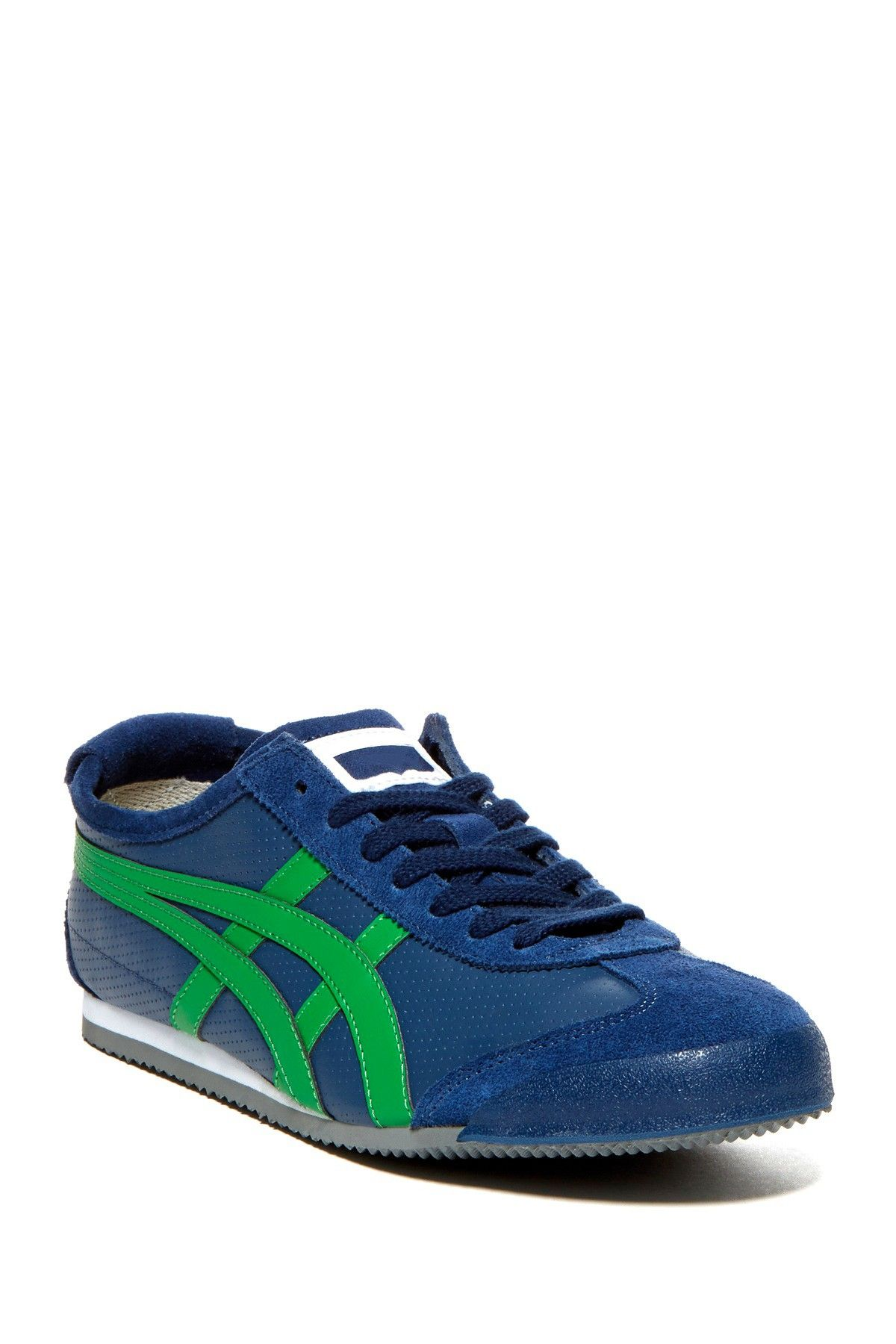 onitsuka tiger mexico 66 black blue usa green