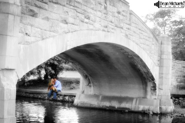 Verona Park Bridge Shot
