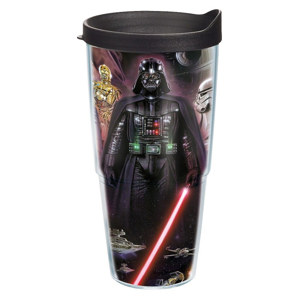 Tervis Collage Poster Tumbler with Lid - Clear (24 oz)