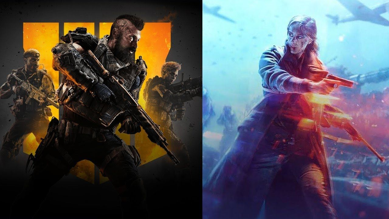Battlefield V Vs Black Ops 4 Which Reveal Was Better James And