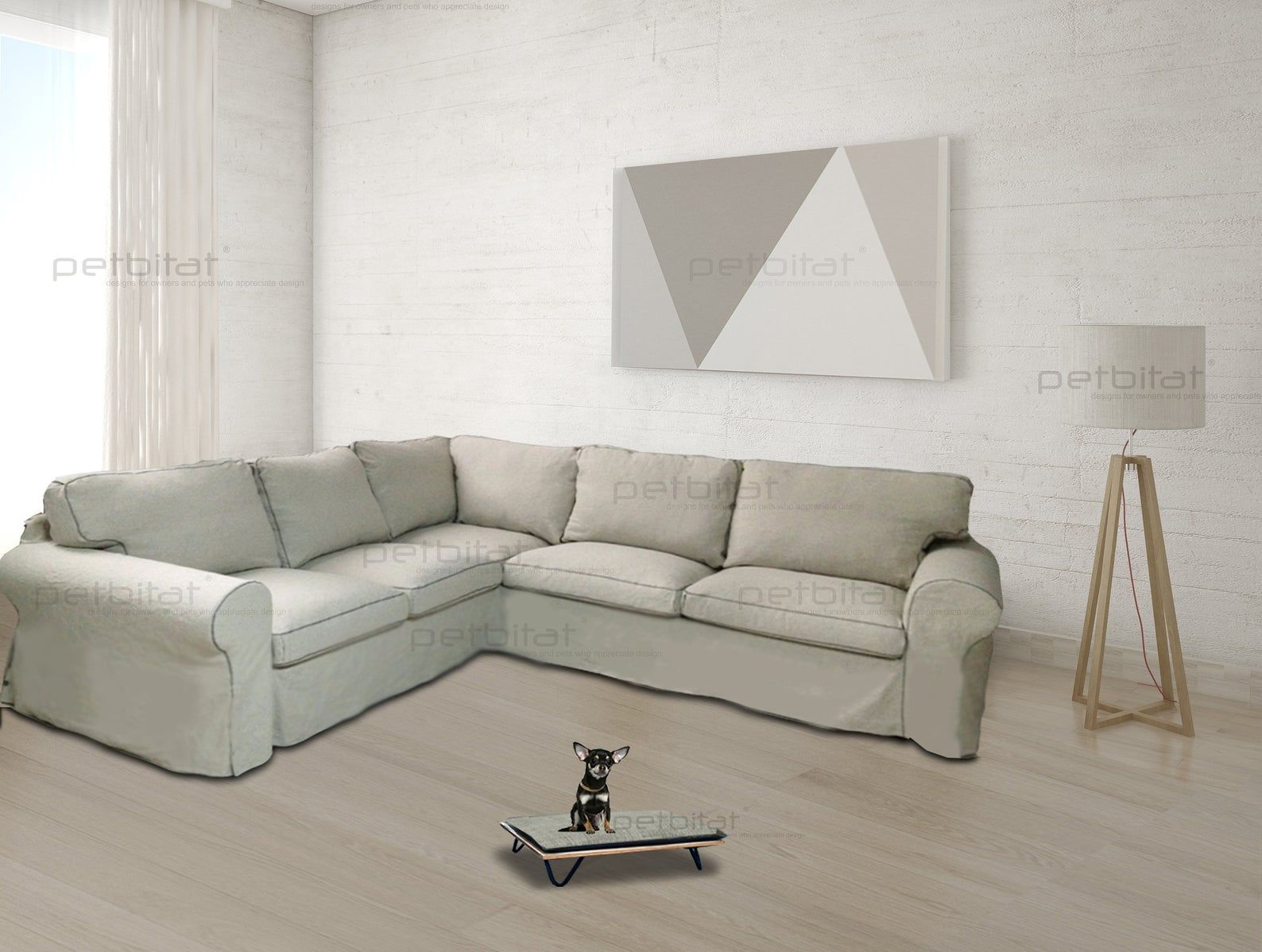Ikea Rp 2 Seat Sectional Sofa