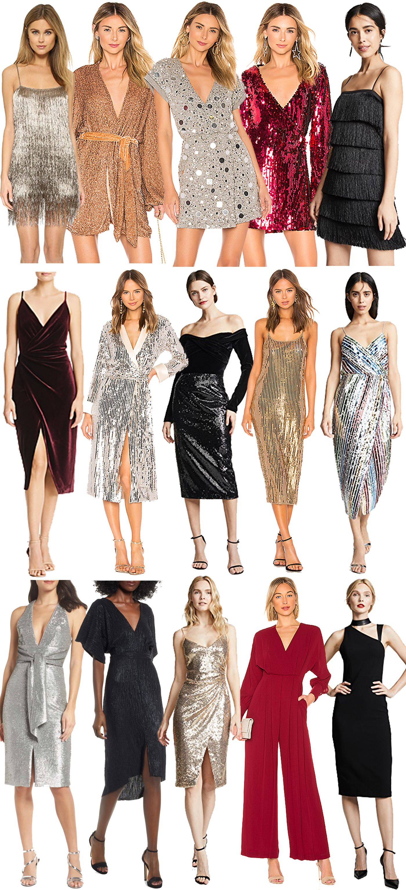 New Years Eve Outfits Gorgeous Ideas With Love From Kat Eve Outfit New Years Dress Plus Size Sequin Dresses