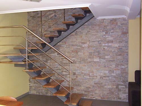 Escaleras de interior escaleras de madera para interior y exterior precio a convenir ver en - Escaleras de obra ...