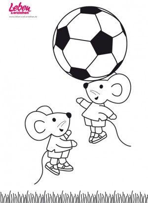 Gemütlich Ich Liebe Fußball Malvorlagen Bilder - Ideen färben ...