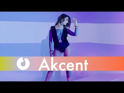 Akcent Feat Lidia Buble Serai Love The Show Official Music