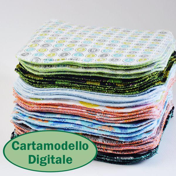 nuovo concetto 7f07c 9621f Pantaloni di pigiama da donna Primula della Sera   cucito ...