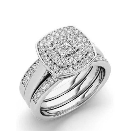 Jewelry Wedding Rings Sets Gold Bridal Ring Sets Bridesmaid