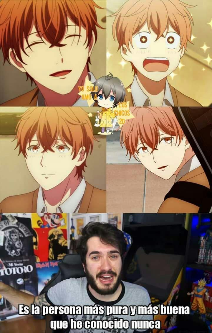 given. Meme de anime, Wallpaper de anime, Memes de anime