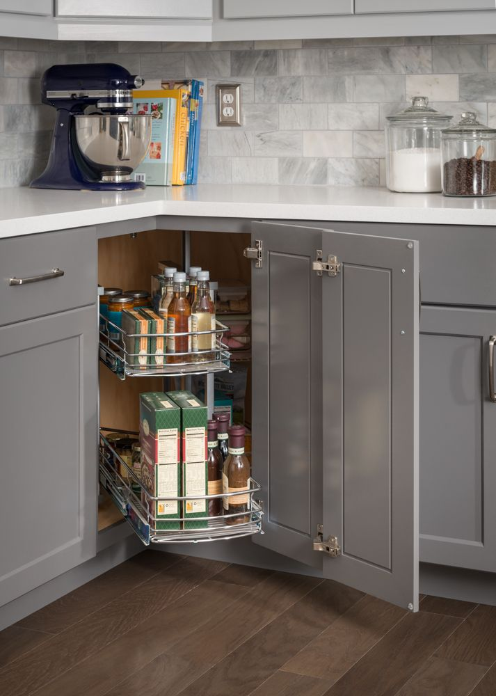 Explore your options for kitchen cabinet pantry