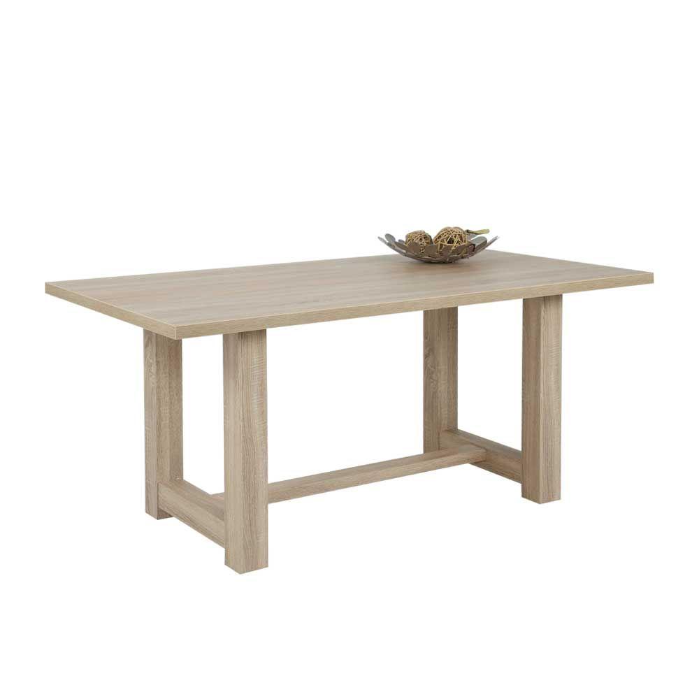 Einzigartig Küchentisch Kaufen Referenz Von Esszimmertisch In Eiche Sonoma Küchentisch ,esszimmertisch,eßtisch,esstisch,tischgestell,esszimmer