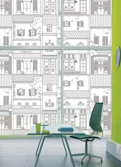 5 Examples Of Creative Decorative Window Films Decorative Window