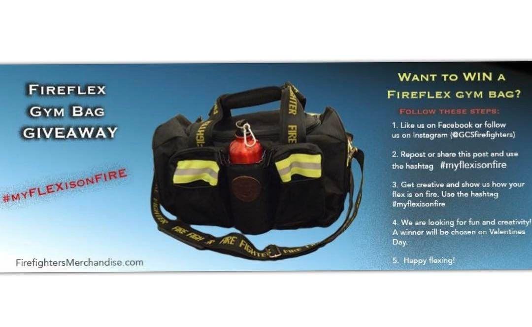 7d6df9551015 Fireflex Rolling Duffel Bag - COMING SOON! (Click link in bio)  FFM   firefightersmerchandise  GCS