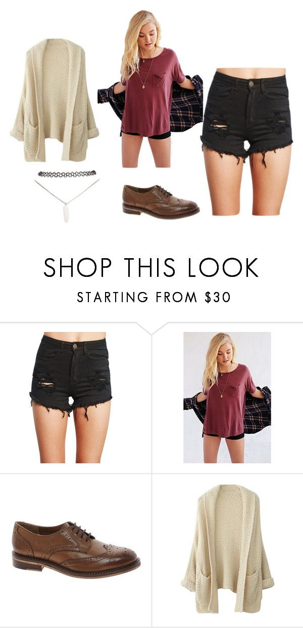 """""""jessa"""" by sparks99999 ❤ liked on Polyvore featuring Wet Seal, Silence + Noise and ASOS"""
