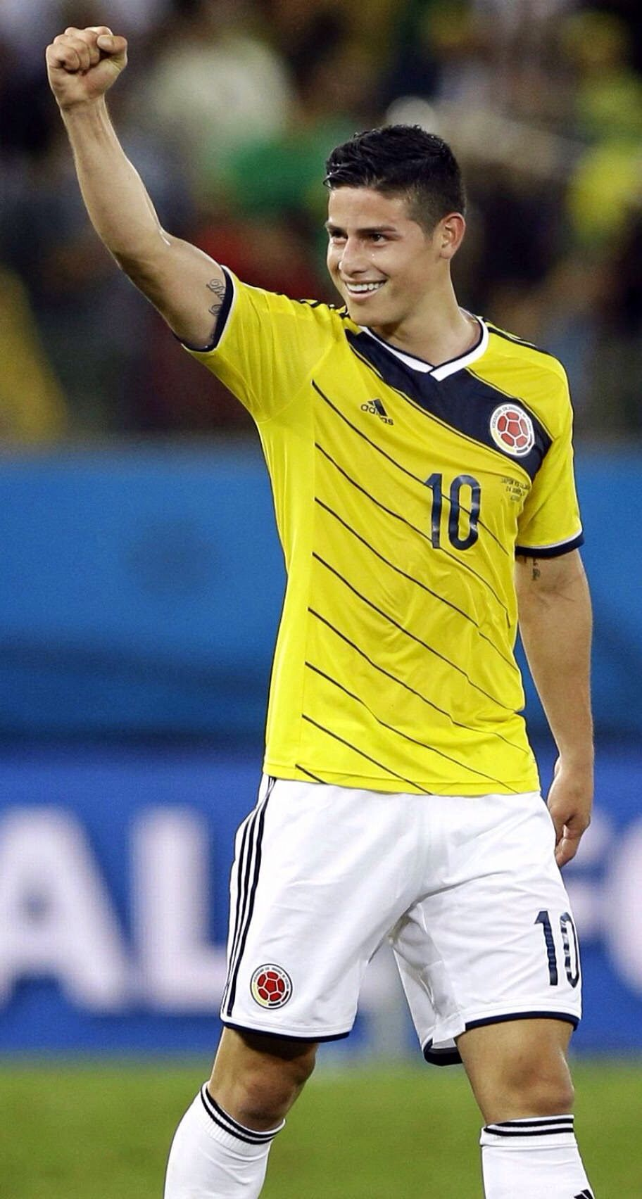 Uruguay Vs Colombia James Rodriguez The Best Player WorldCup Brazil 2014