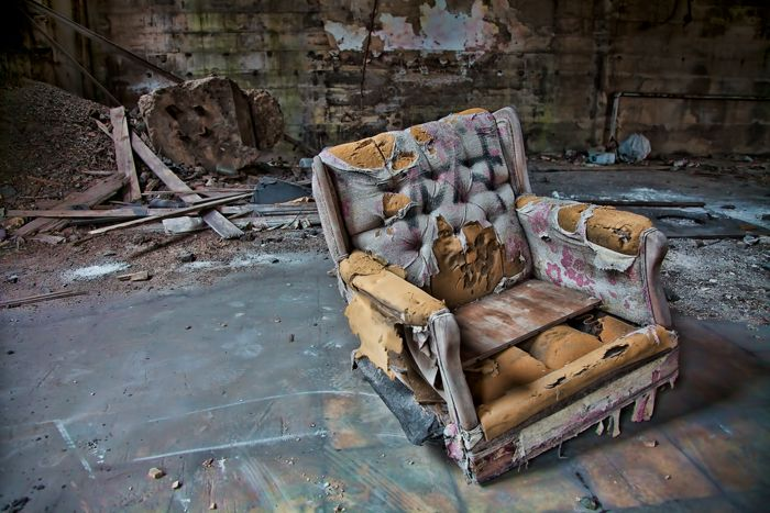 Urban Exploration Photos Of Gary Indiana