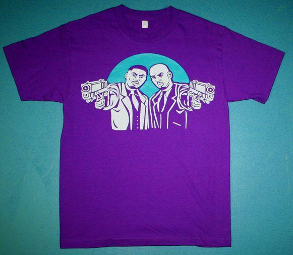 76eba47da816 New v Purple Aqua Belly Nas DMX shirt movie jordan grape 5 air Cajmear M L  XL 3X  cajmear  GraphicTee