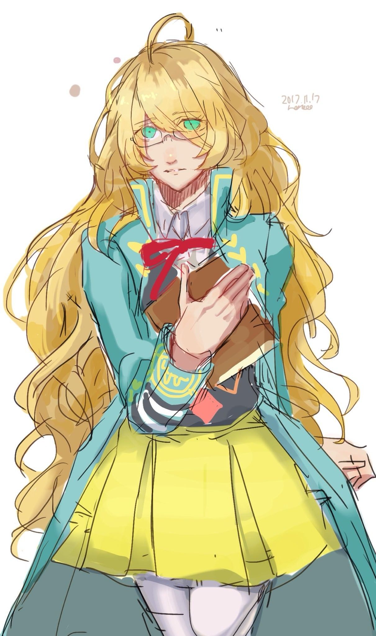 Nat as alice i suppose xd uta no prince sama utas anime
