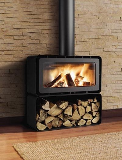 Adf 820 Nm Rs Free Standing Wood Burning Fireplace Heat Output 12 5