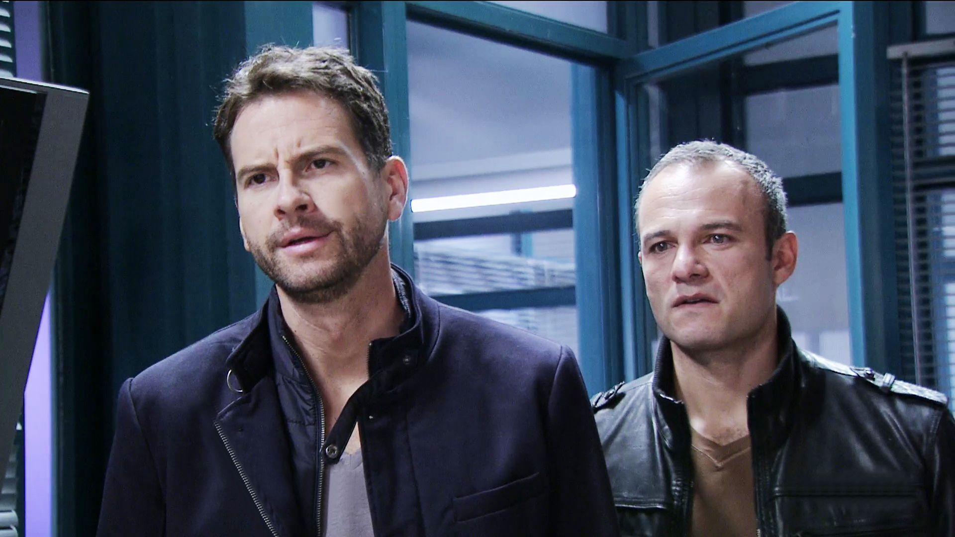 Eder recupera su lugar en la policía y sigue investigando el caso de Ángel Velasco. Ana logra sacar más información gracias a la novia de Ángel y se une a Eder.