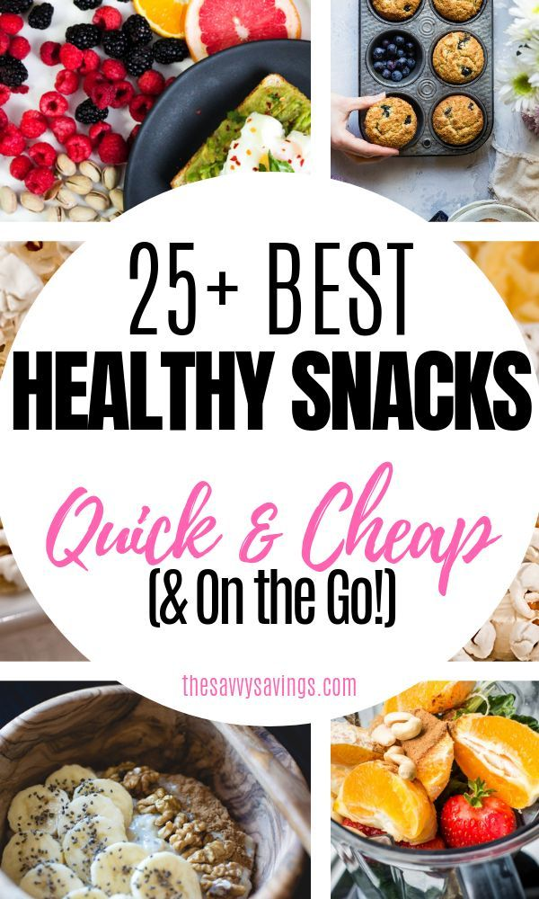 "Healthy Snacks: 25+ ""Quick Bites"" for Tired, Busy Moms On the Go images"