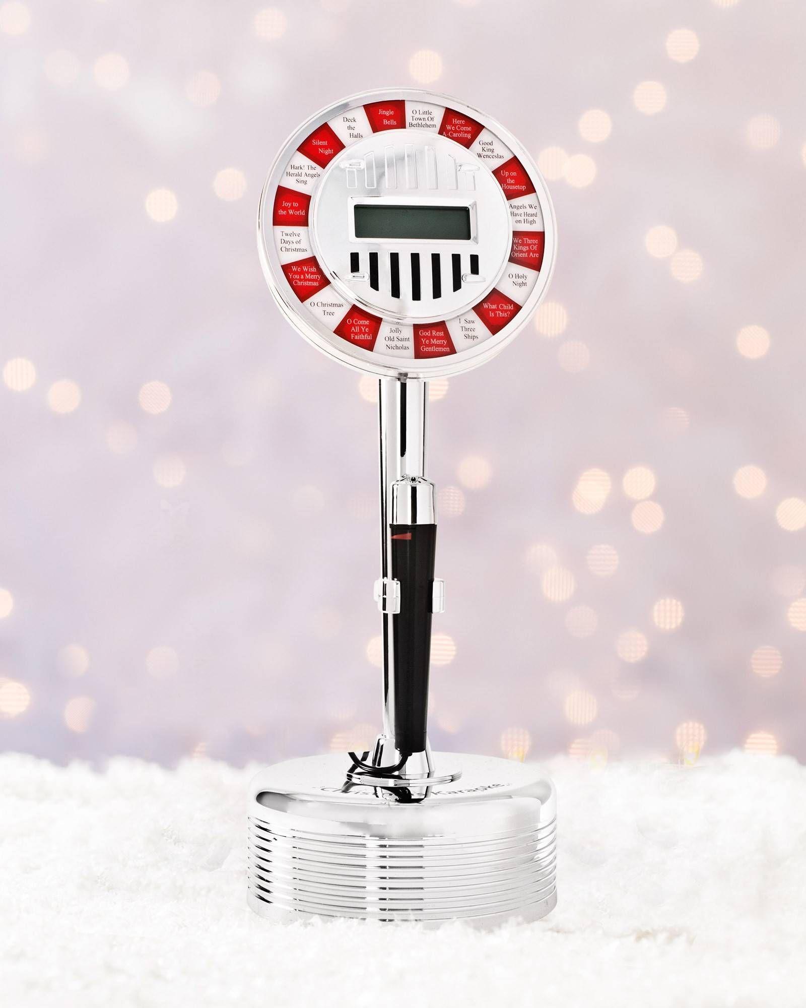 Mr. Christmas Karaoke Mic & Christmas Light Controller ...