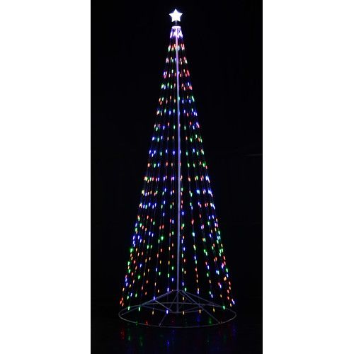 Found it at wayfair outdoor led cone tree christmas pinterest homebrite outdoor led cone tree with wireless remote multi aloadofball Gallery