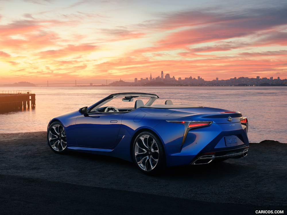 2021 Lexus LC Convertible (With images) Lexus lc, Lexus
