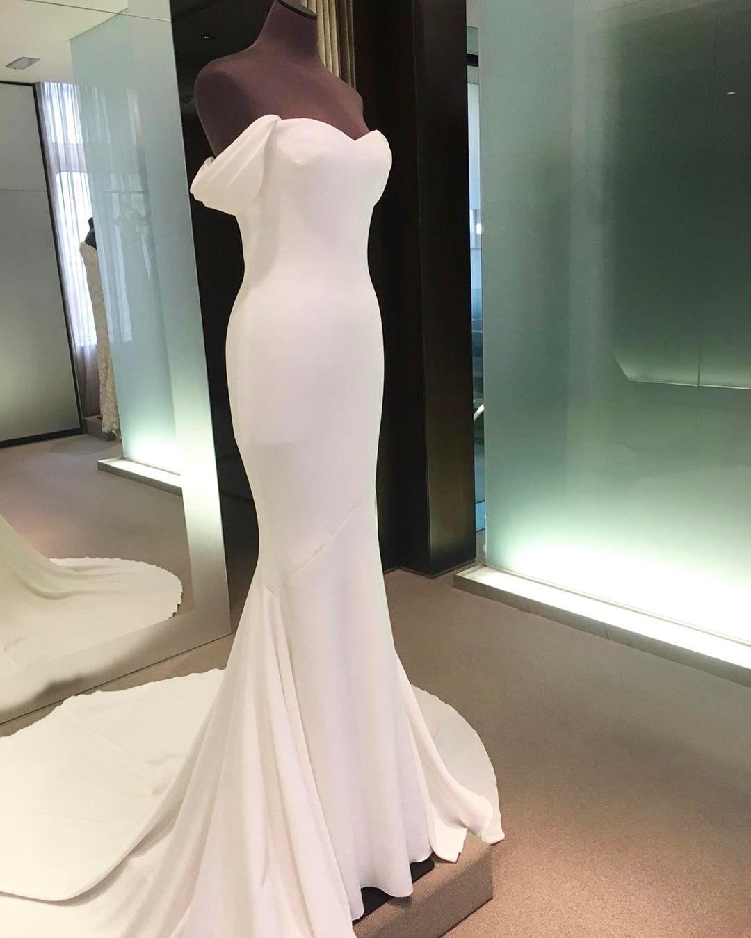 29 The Best Mermaid Wedding Dresses - wedding dress #mermaiddress #weddingdress #weddinggowns