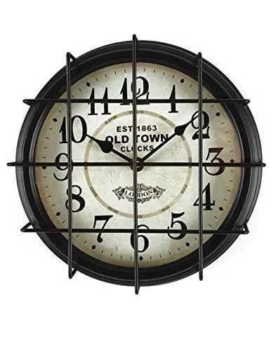 DIY Mason Jar Vanity Light | Clocks, Industrial and Industrial clocks