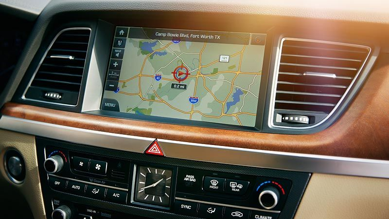 2015 Genesis Premium Navigation And 9 2 Inch Hd Display