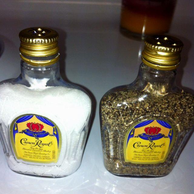 Salt & Peppa Shakers