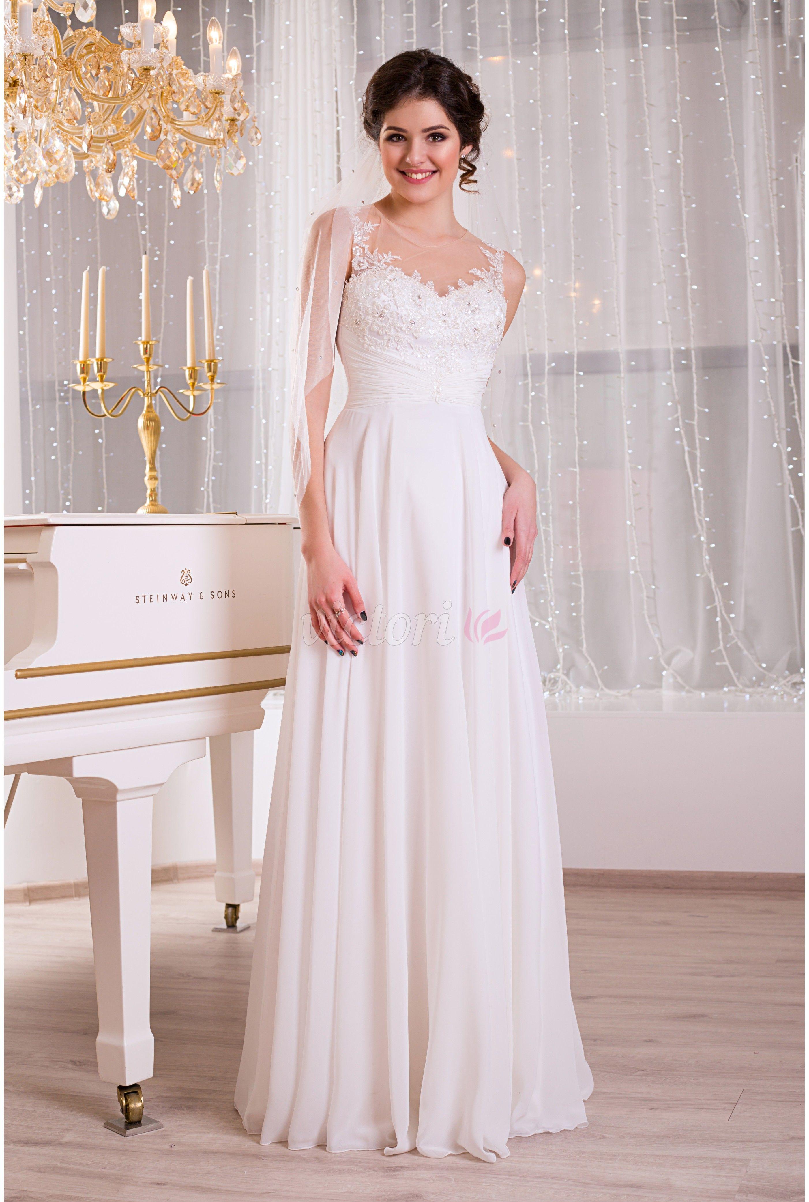 e621008d6 Не пышное свадебное платье фото, купить онлайн | Свадьба | Свадебные ...