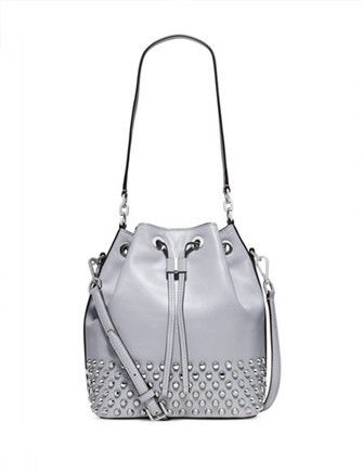 42816401867b Michael Michael Kors Dottie Large Studded Bucket Bag | MICHAEL ...