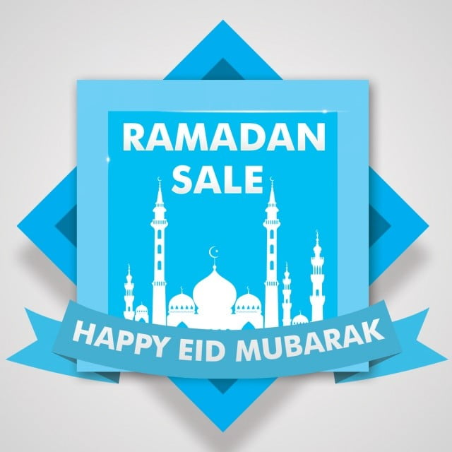 Happy Eid Mubarak Ramadan Sale Png Transparent Clipart Image And Psd File For Free Download Happy Eid Happy Eid Mubarak Eid Mubarak