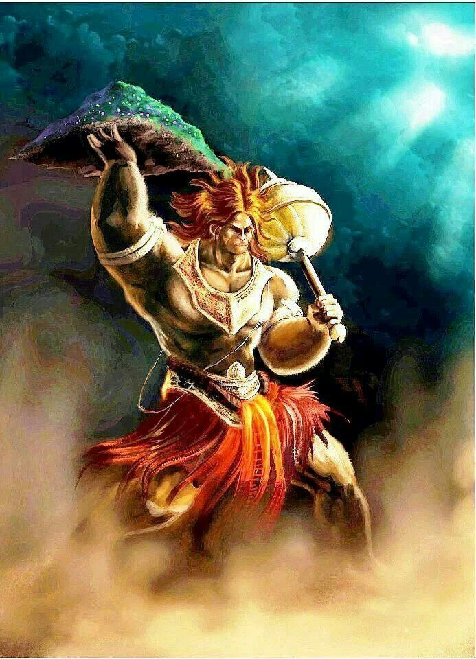 Mahadev Animated Wallpaper Hanuman God Hanuman Tattoo Hanuman Chalisa Hanuman