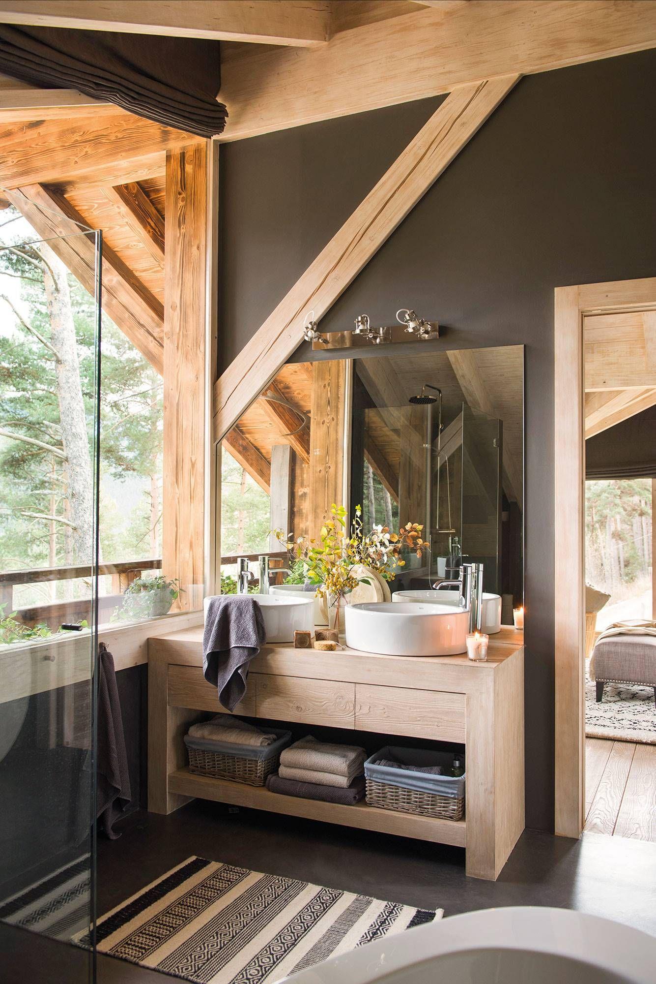 Cómo hacer tu baño más cálido y acogedor | Decoraciones de ...