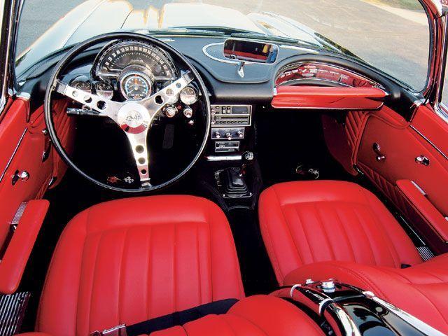 1962 Chevrolet Corvette C1 Vintage Vette Rod Corvette Fever Magazine Chevrolet Corvette C1 Chevrolet Corvette Corvette