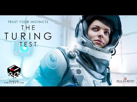 The Turing Test - Coming August 30th 2016