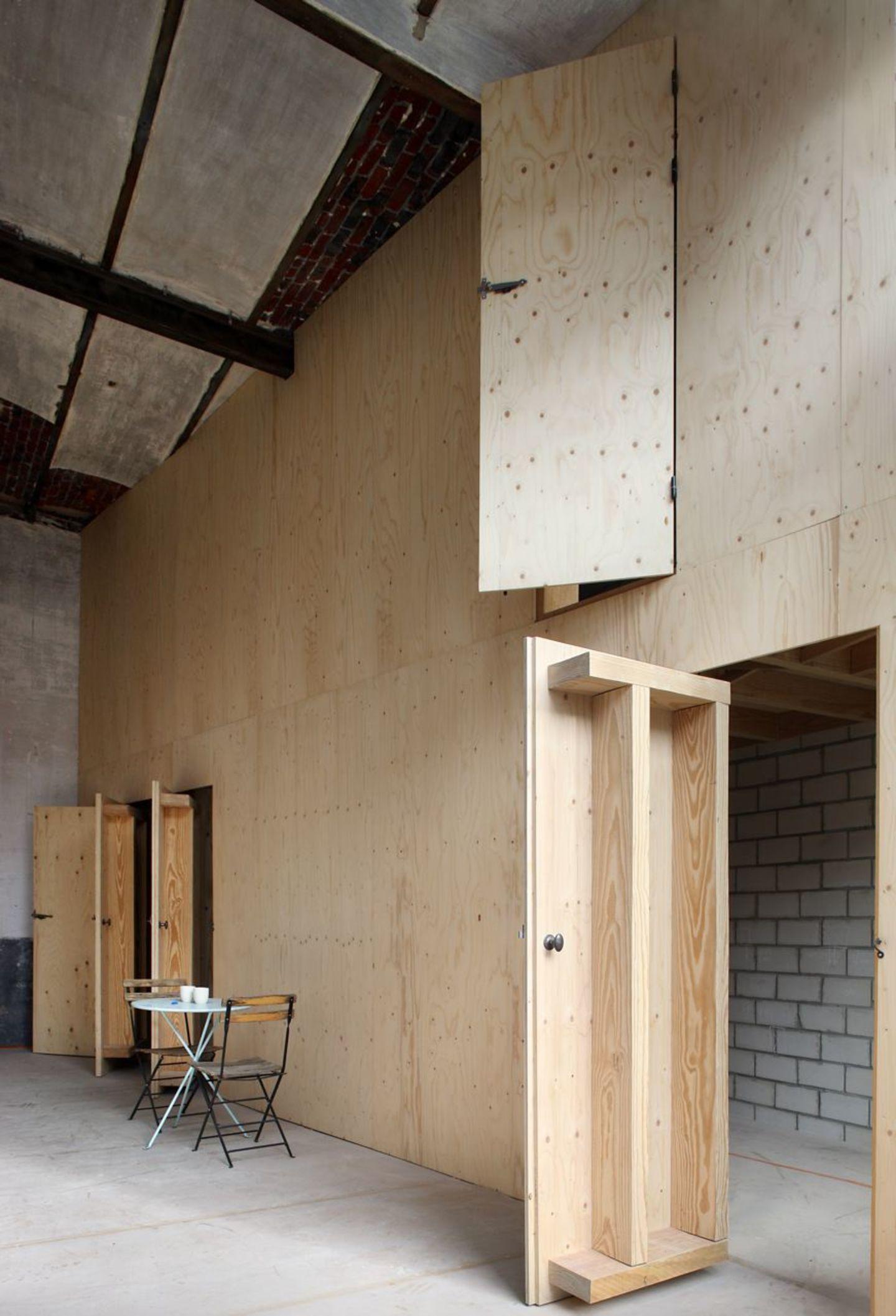 Architecten De Vylder Vinck Taillieu Filip Dujardin