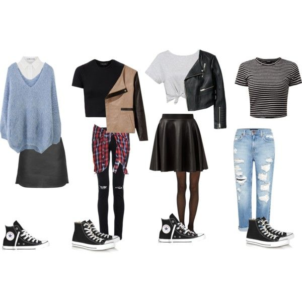How to high wear top converse polyvore photos