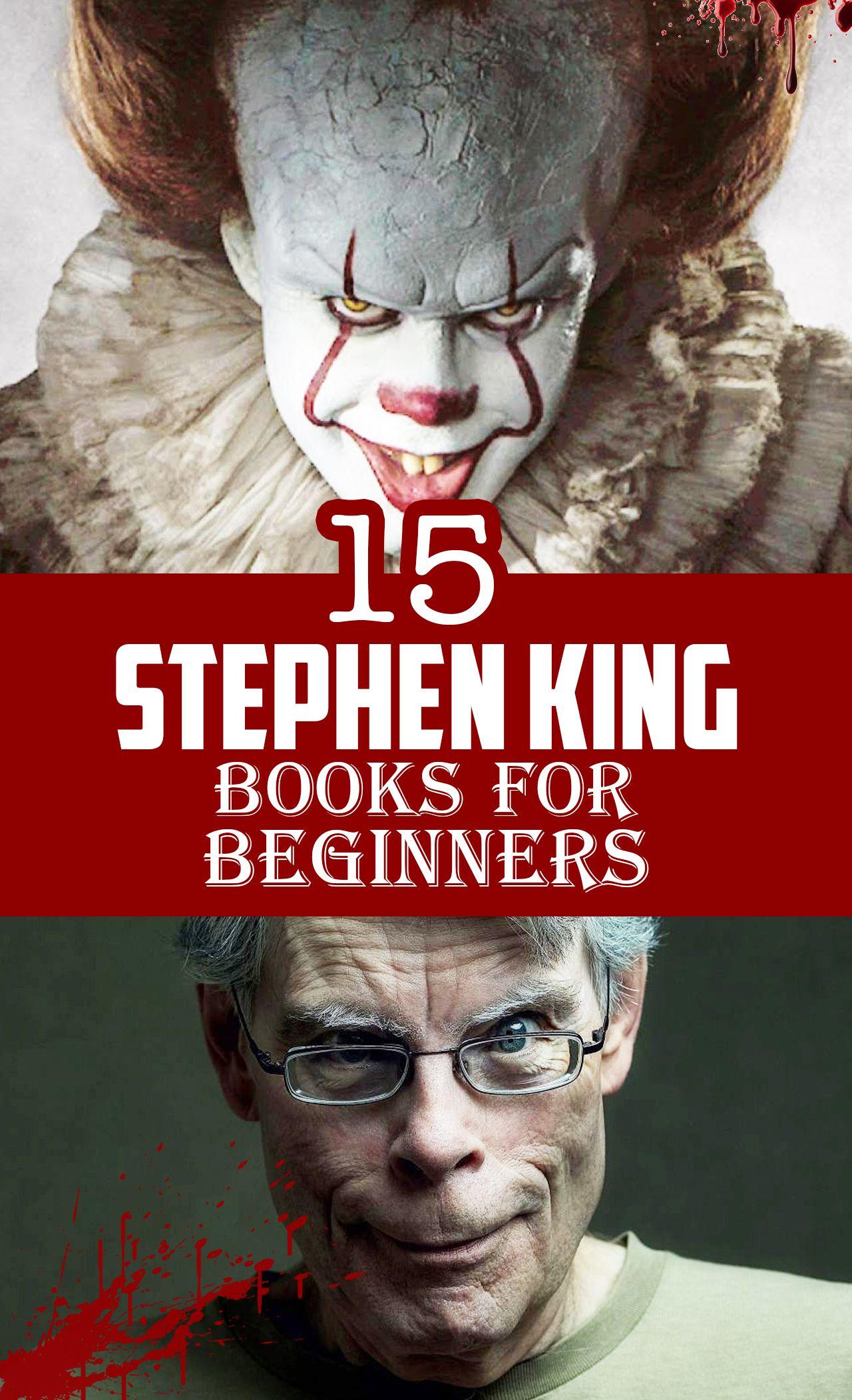 15 Best Stephen King Books For Beginners A Starter S Guide
