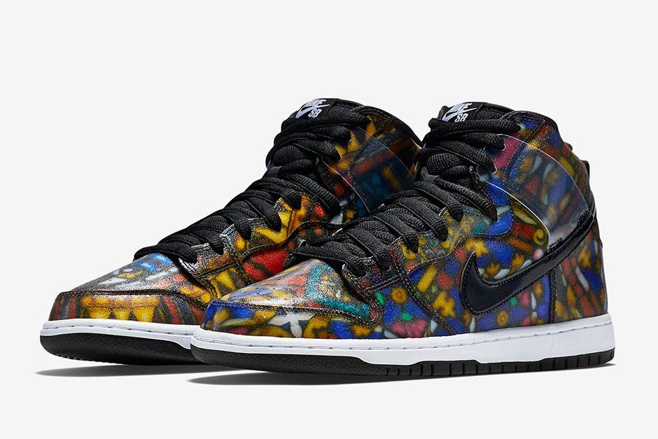 Supreme Nike NBA Collection Release Date Sneaker Bar Detroit
