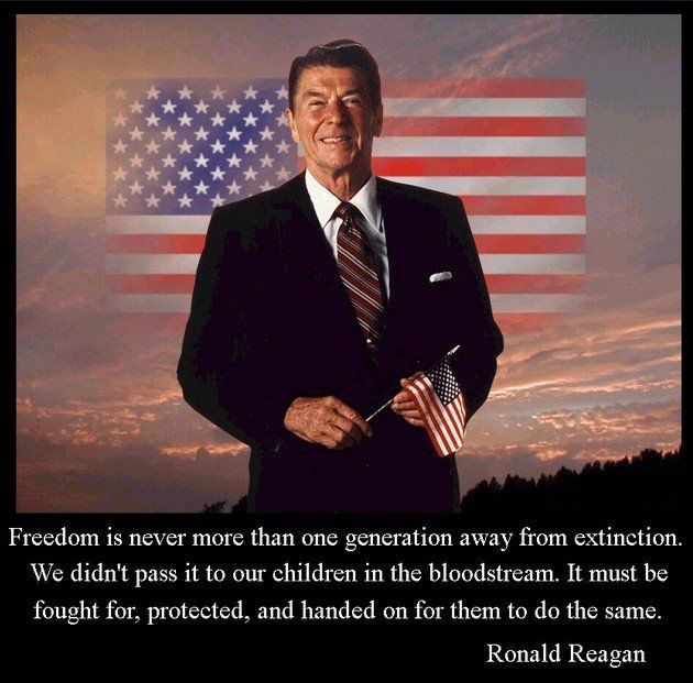 Memorial Day Quotes By Ronald Reagan For All Veterans Happy
