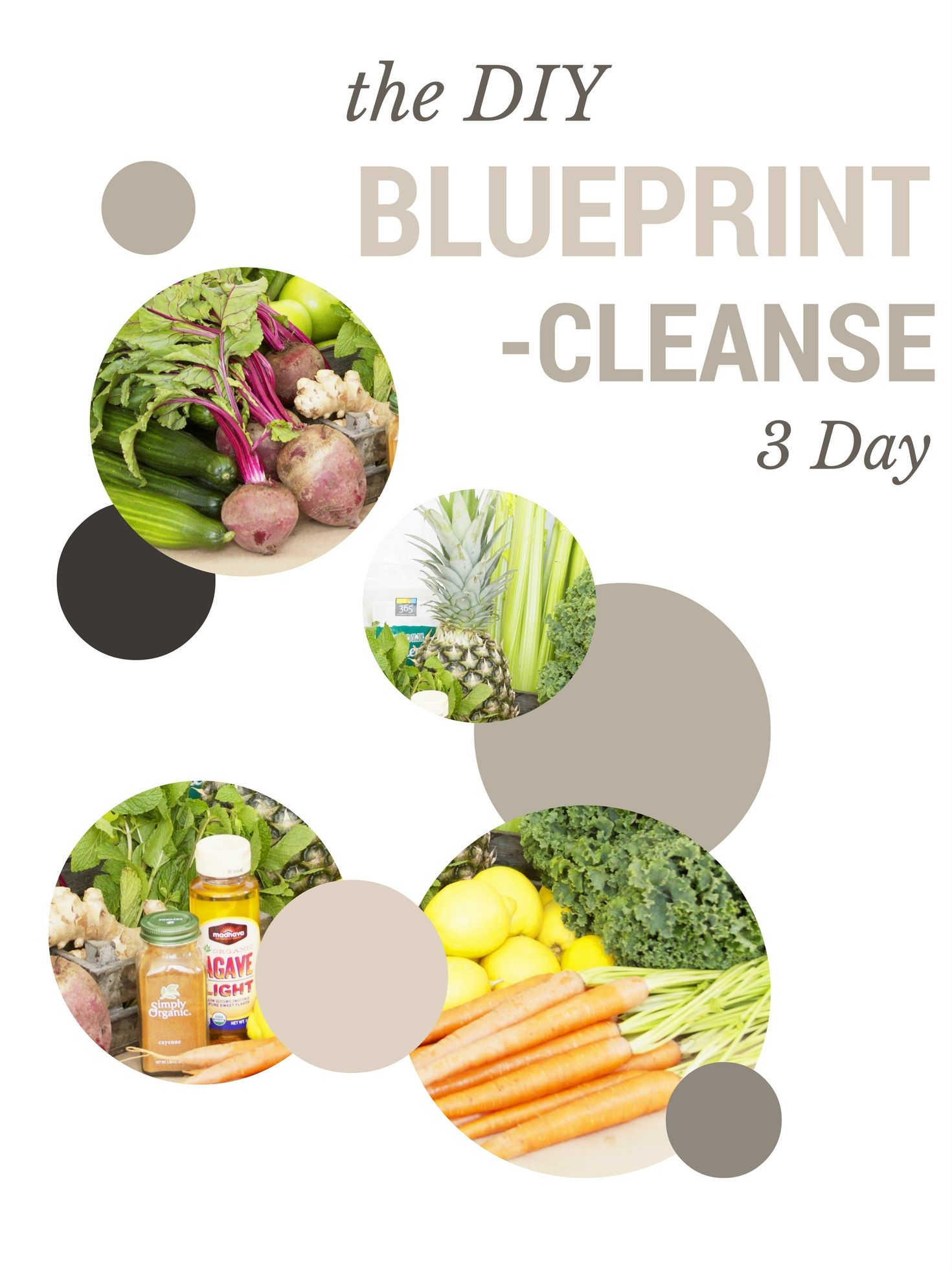 Diy blueprint cleanse blueprint cleanse cabbage soup diet and so i did a diy blueprint cleanse when it comes to rapid weight loss programs malvernweather Choice Image