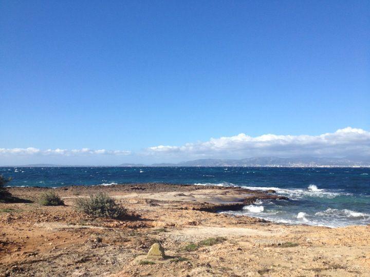 Punta Ses Puntxes en Llucmajor, Islas Baleares