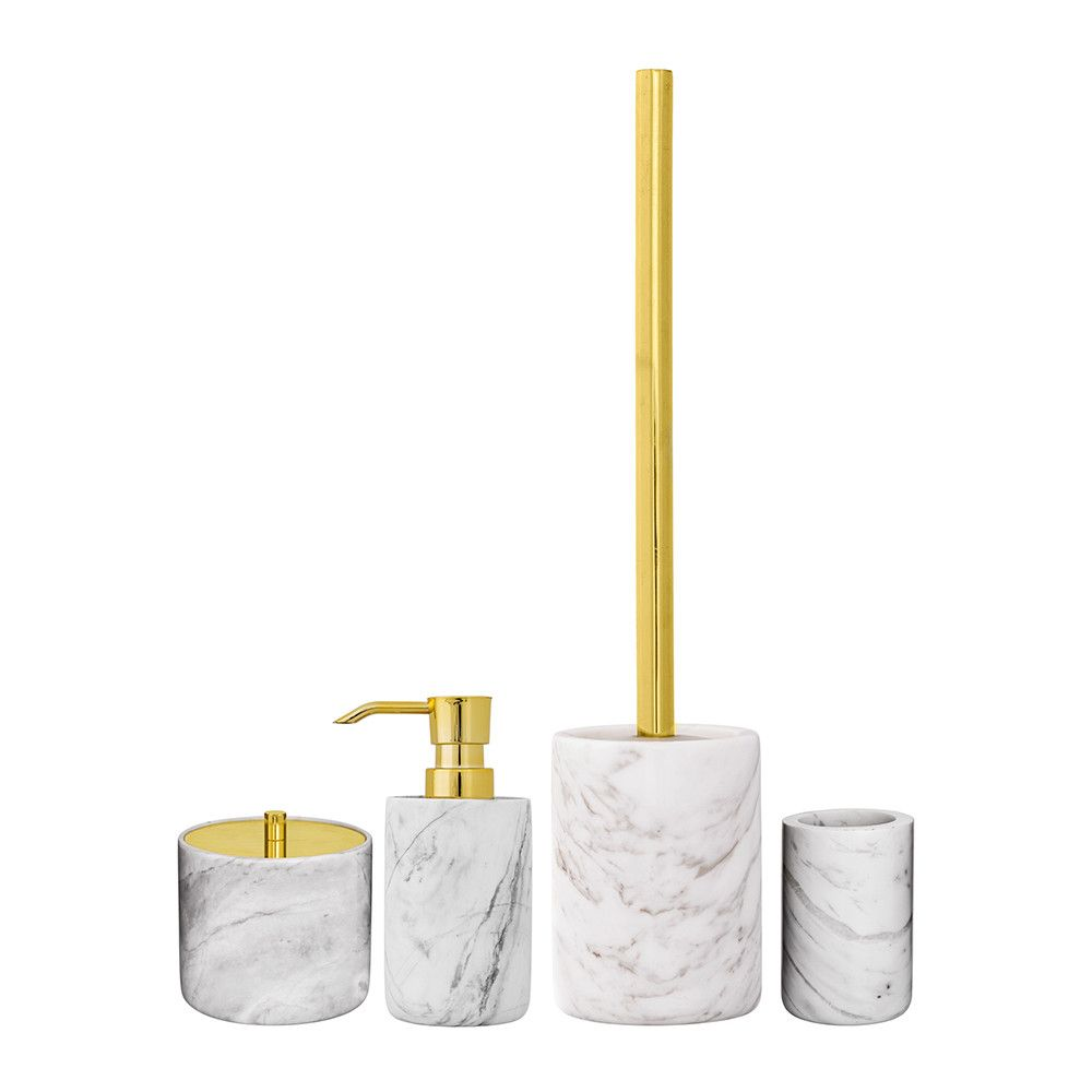 Marble Gold Bathroom Collection Marble Bathroom Accessories