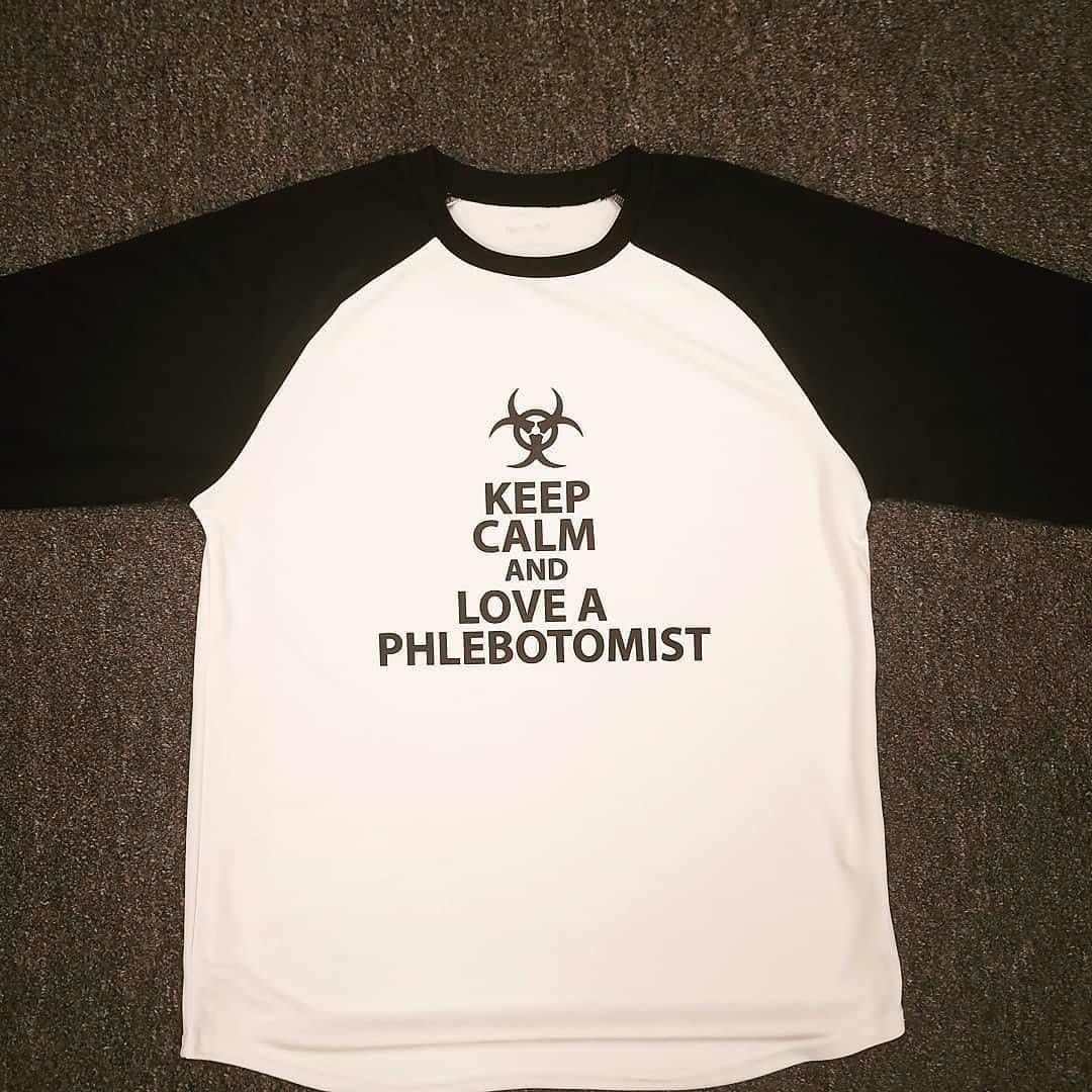 Getmobilelab Keepcalm Phlebotomist Phlebotomy