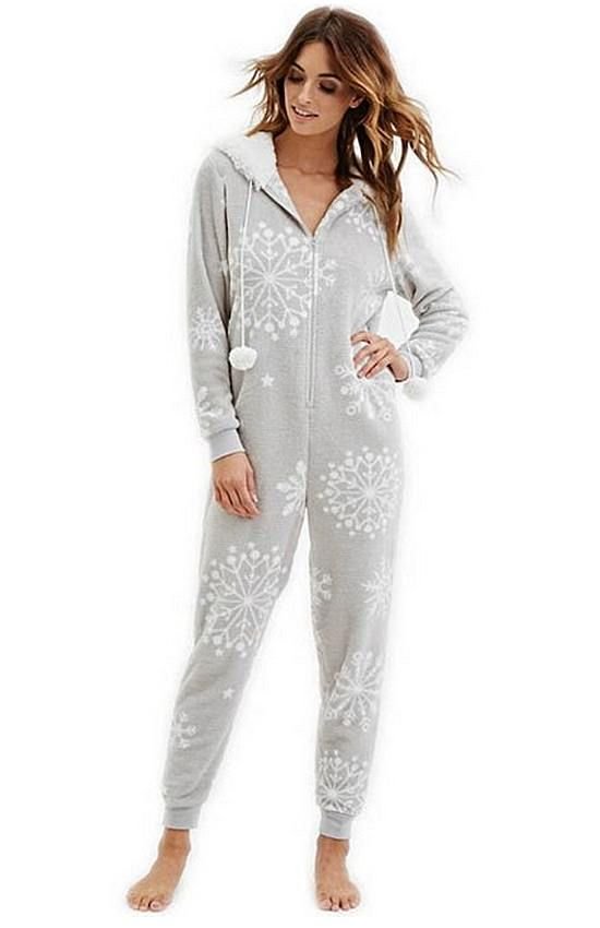 aa18fa0d1ffb Ladies Plush Winter Snowflake Onesie https   www.australiaqld.com product